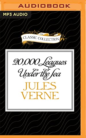 20,000 Leagues Under the Sea (MP3): Verne, Jules