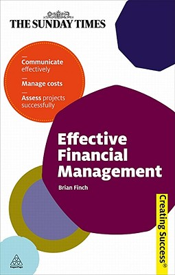 Effective Financial Management (Paperback or Softback): Finch, Brian