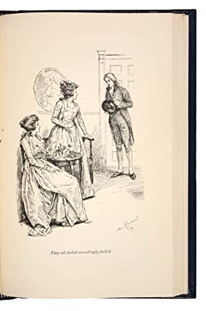 Sense and Sensibility: With an Introduction by: AUSTEN, Jane.