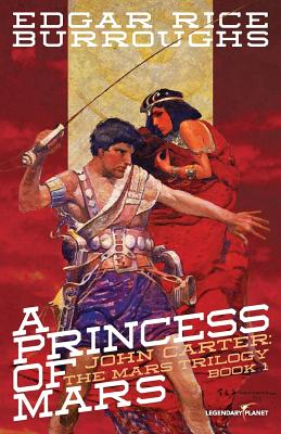 A Princess of Mars: 100th Anniversary Black: Burroughs, Edgar Rice