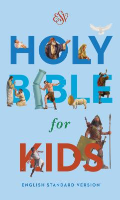 ESV Holy Bible for Kids, Economy (Paperback