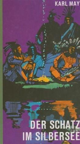 Der Schatz im Silbersee Band 36: KARL MAY BIBLIOTHEK