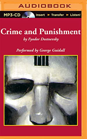 Crime and Punishment (MP3): Dostoevsky, Fyodor M.