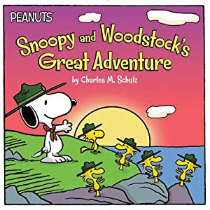 Snoopy and Woodstock's Great Adventure (Paperback or: Schulz, Charles M.