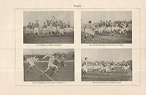 LAMINA ESPASA 19336: Rugby: Varios