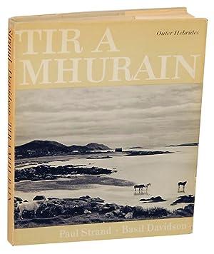 Tir A Mhurain: Outer Hebrides: STRAND, Paul