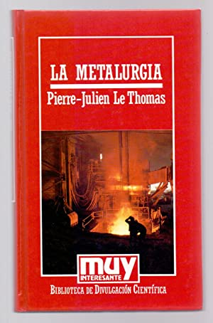 LA METALUTGIA: Pierre-Julien Le Thomas