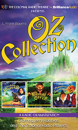 Oz Collection: The Wonderful Wizard of Oz,: Baum, L. Frank
