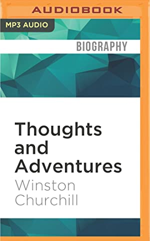 Thoughts And Adventures (Compact Disc): Winston Churchill