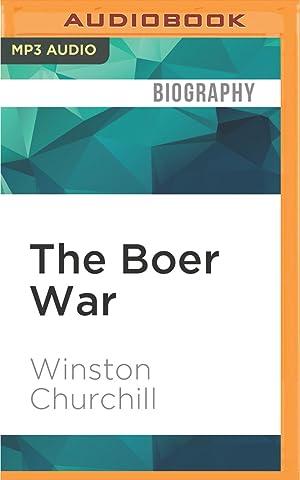 Boer War, The (Compact Disc): Winston Churchill