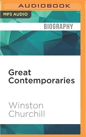 Great Contemporaries (Compact Disc): Winston Churchill