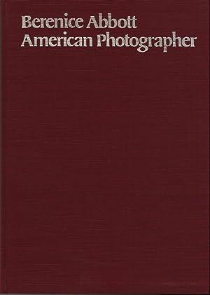 BERENICE ABBOTT, AMERICAN PHOTOGRAPHER; INTRODUCTION BY JOHN: ABBOTT] O'Neal, Hank