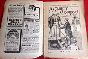 """Horner's Pocket Library: """"A Guilty Compact"""" complete novelette. Saturday August 11th ..."""