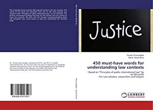 "450 must-have words for understanding law contexts : - Based on ""Principles of public ..."