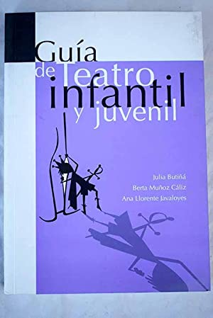 Guía de teatro infantil y juvenil: Butiñá Jiménez, Julia
