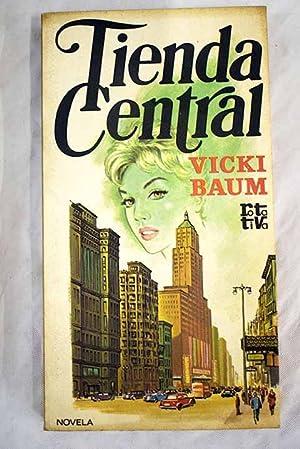 Tienda central: Baum, Vicki