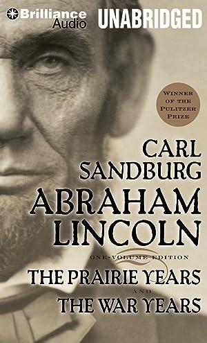 Abraham Lincoln (Compact Disc): Sandburg, Carl