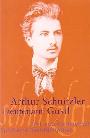 Lieutenant Gustl: Arthur Schnitzler