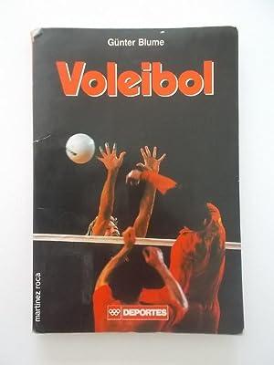Voleibol: Gèunter Blume