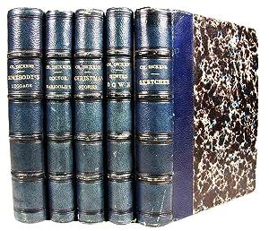 Works of Charles Dickens. One volume each: DICKENS, Charles (1812-1870)
