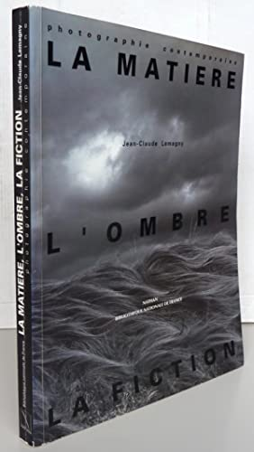 LA MATIERE L'OMBRE LA FICTION