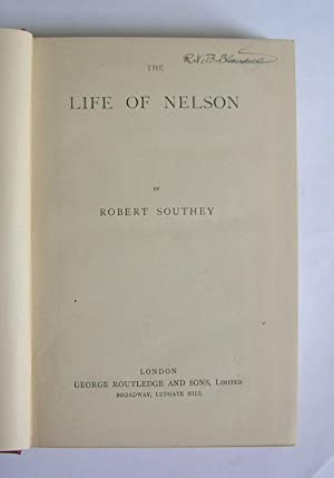 The Life of Nelson.: Southey, Robert.