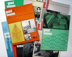 Maandblad Voor Wonen En Woninginrichting, Orgaan Van: Goed Wonen, 1966.