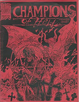 Champions of Hell: Premiere Issue