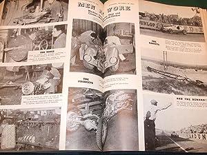 Autosport [ Britain's Motor Sporting Weekly ] [ 1952 to 1954. 8 Volumes, Each Volume 26 Weekly ...