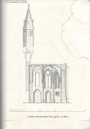 Die Burg-Kapelle zu Iben. Fest-Programm zu Winckelmanns Geburtstag am 9. December 1869. ...