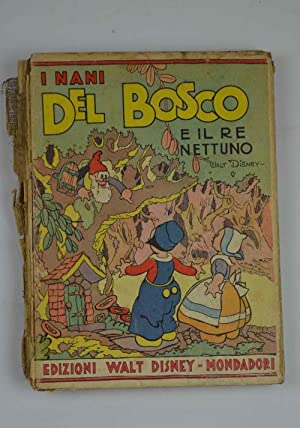 I nani del bosco e il Re