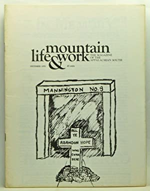 Mountain Life & Work, Volume 46, Number: Wright, Warren (ed.);