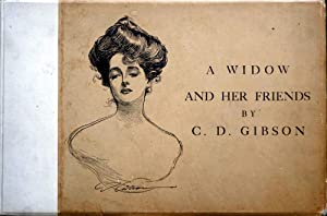 A Widow and Her Friends: Charles Dana Gibson;