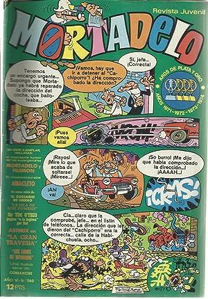 Mortadelo. Revista juvenil. Año VI Nº 260: F. Ibañez
