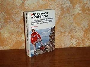 Imagen del vendedor de ALPINISMO MODERNO a la venta por Libros del Reino Secreto