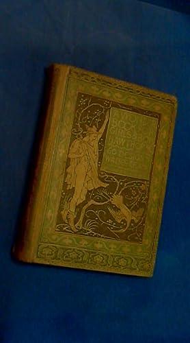 Wonder book for girls & boys -: Hawthorne, Nathaniel -