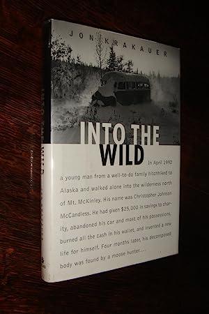 Into the Wild (signed 1st printing): Krakauer, Jon