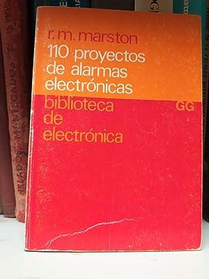 110 PROYECTOS DE ALARMAS ELECTRONICAS: R. M. Marston