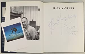 Hans Kanters. [Signed by the artist]