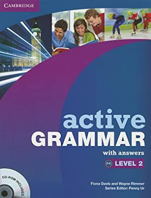 Active Grammar with Answers, Level 2 [With: Davis, Fiona