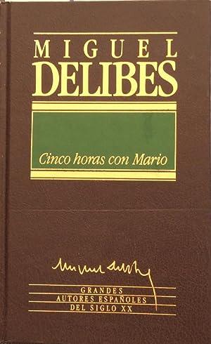 Cinco horas con Mario: Miguel Delibes