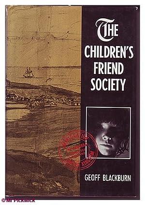 The Children's Friend Society: Blackburn, Geoff