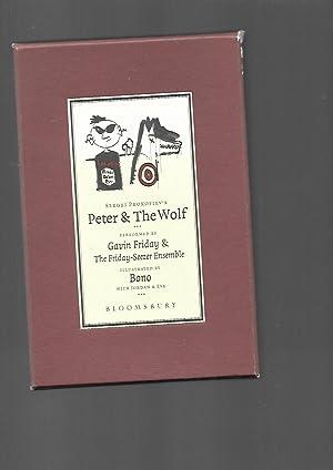 Sergei Prokofiev's Peter and the Wolf. Audio: Sergei Prokofiev