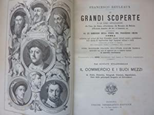 LE GRANDI SCOPERTE E LE LORO APPLICAZIONI: Francesco Releaux -