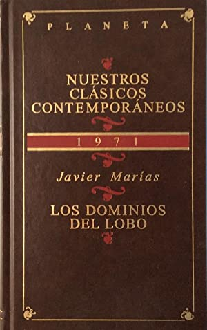 Los dominios del lobo: Javier Marias