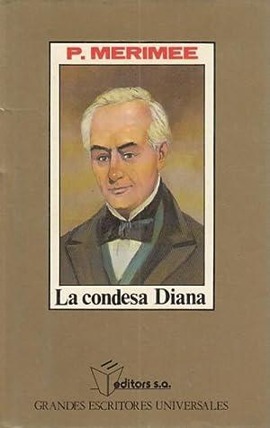 La Condesa Diana: Merimee, P.