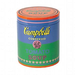 200 Piece Puzzle: Andy Warhol Soup Can