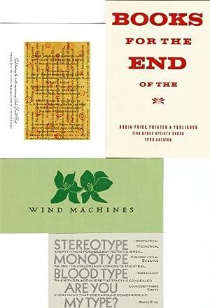 Bild des Verkäufers für Ephemera.] zum Verkauf von Rulon-Miller Books (ABAA / ILAB)