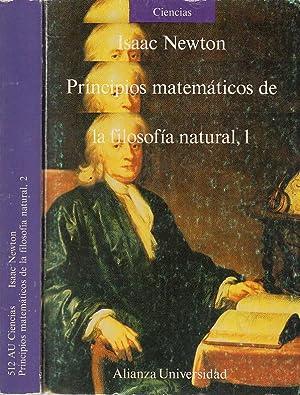 PRINCIPIOS MATEMÁTICOS DE LA FILOSOFÍA NATURAL 2: Isaac Newton