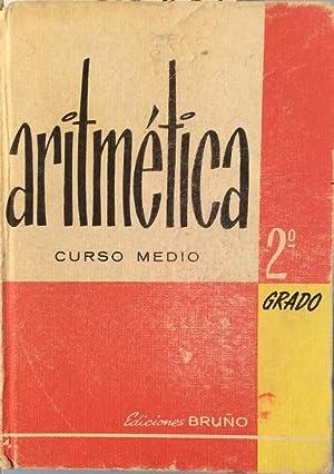 Aritmética 2º Grado: Aa. Vv.